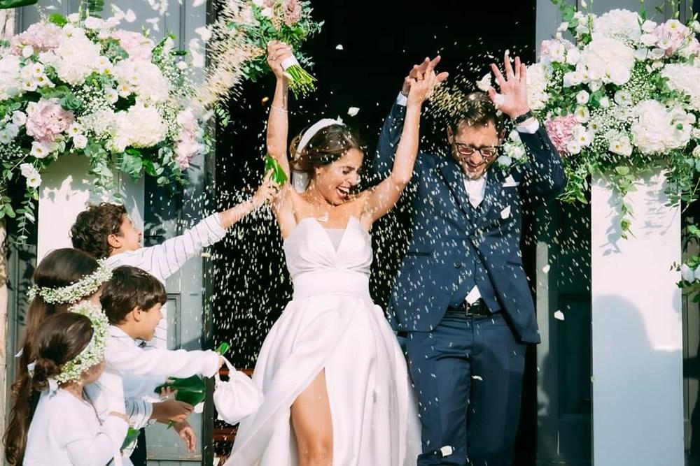 Il Matrimonio di Rosa & Carlo